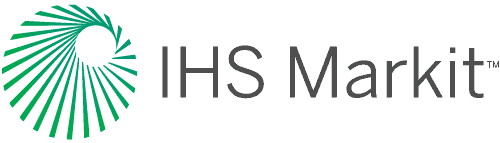 Logo Sponsor Branżowy - IHS Markit