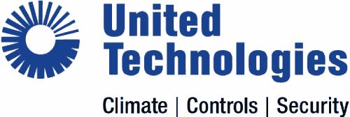 Logo UTC Fire & Security