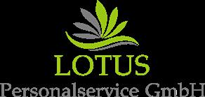 Logo Lotus Personalservice GmbH
